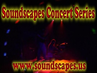 Soundscapes Concert Series Logo